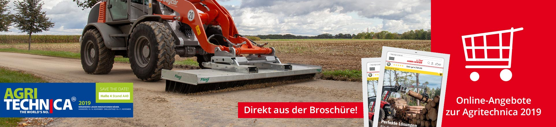 Agritechnica-Angebote