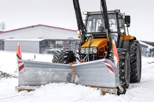 Wintereinsatz im kommunalen Bereich