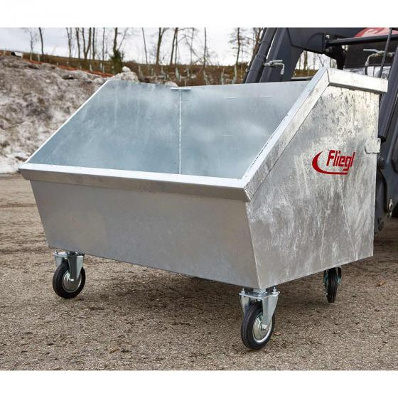 Universal roll container