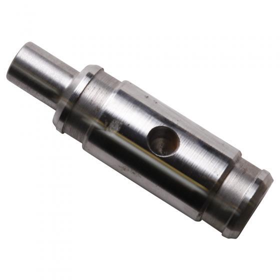 Bolzen für Achsschenkel / Ø= 36,0 mm / Länge= 122,0 mm / Gewinde= M10