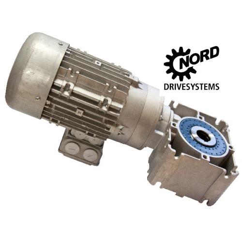Schneckengetriebemotor universal