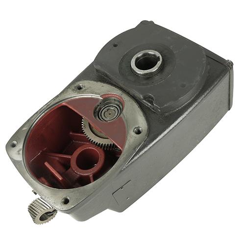 Flachgetriebe zum Anbau an SK132M/4