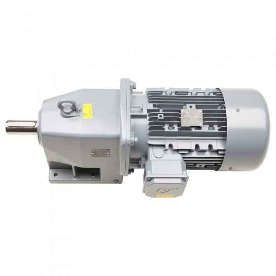 Kegelstirnradgetriebemotor universal