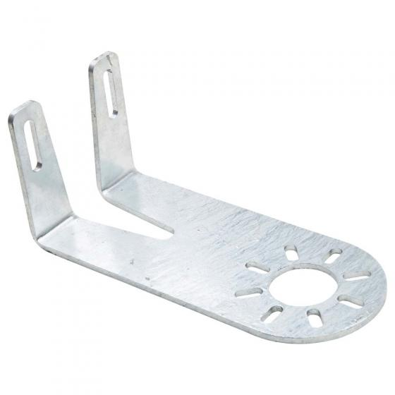 Zapfwellenschutzhalteblech  für Flachsiloverteiler Duo