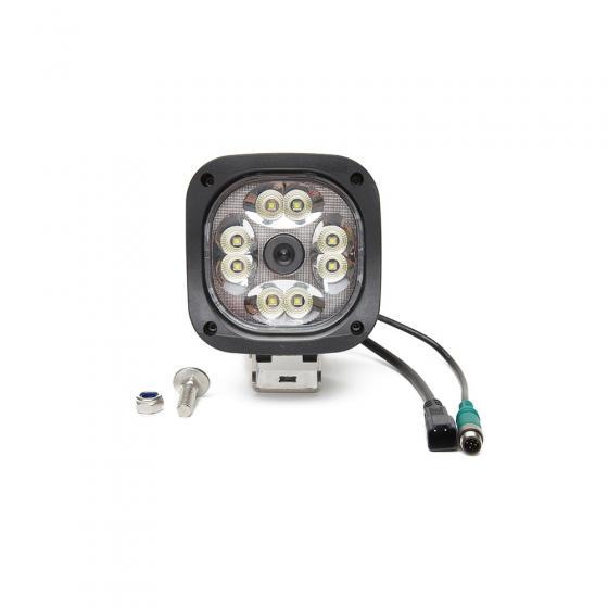 """LED-Scheinwerfer """"Osprey"""" - mit integrierter Kamera"""