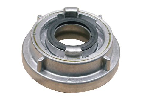 Aluminium transition piece