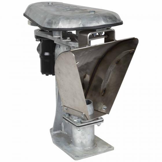 Pendelverteiler hydraulisch