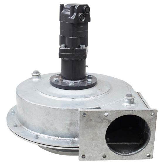 Turbo filler for vacuum tank »type 460 «