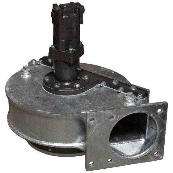 Turbo filler for vacuum tank »type 460«