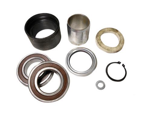 Repair set for turbo filler