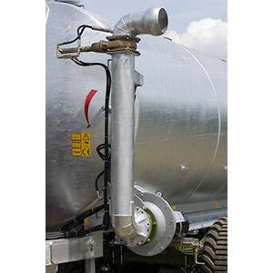 Andockvorrichtung hydraulisch