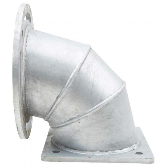 Rohrbogen 90° - LA 150mm