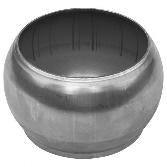 V-section ball