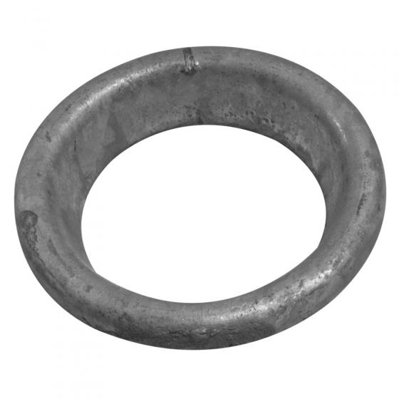 V-section ring