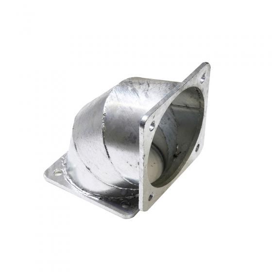 Bogen für Turbobefüller 90°