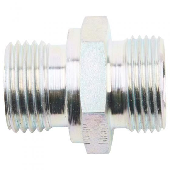 Straight screw-in connection
