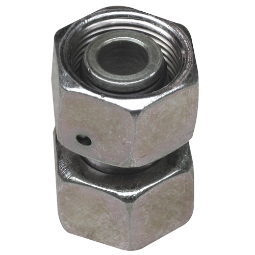 Straight screw connection