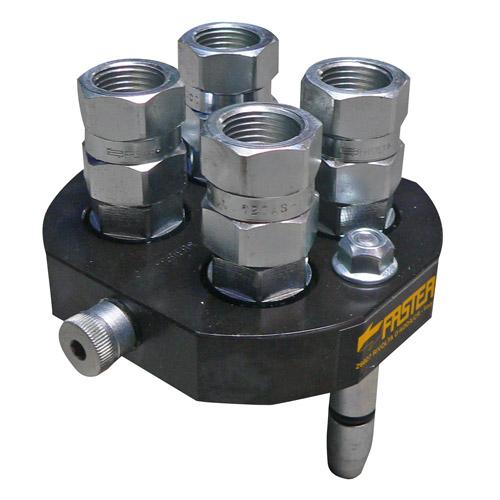 Multikupplung-Oberteil Faster 4-Wege/BG6