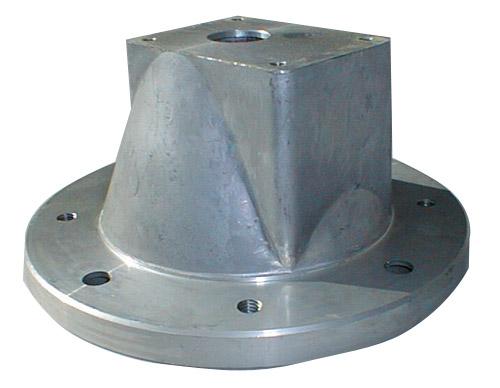 Pumpenträger für E-Motor