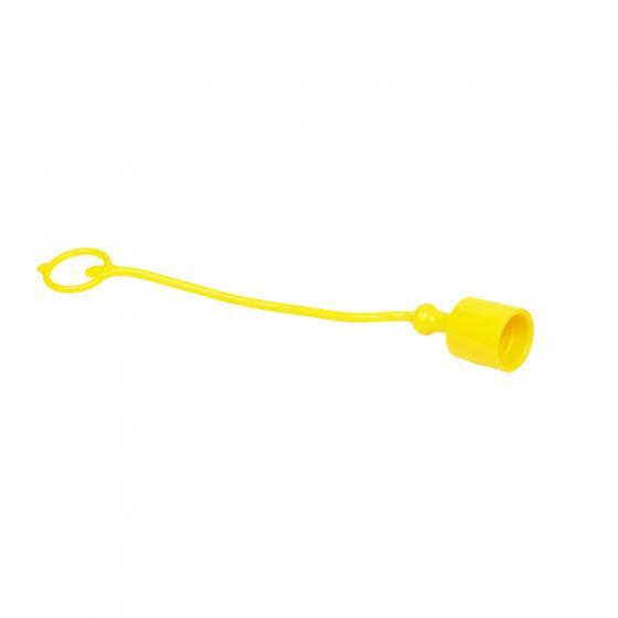 Staubkappe - gelb
