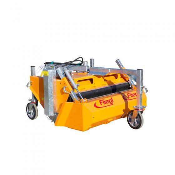 »Municipal« sweeper machine