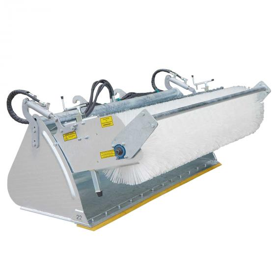 »PowerPro« sweeper machine