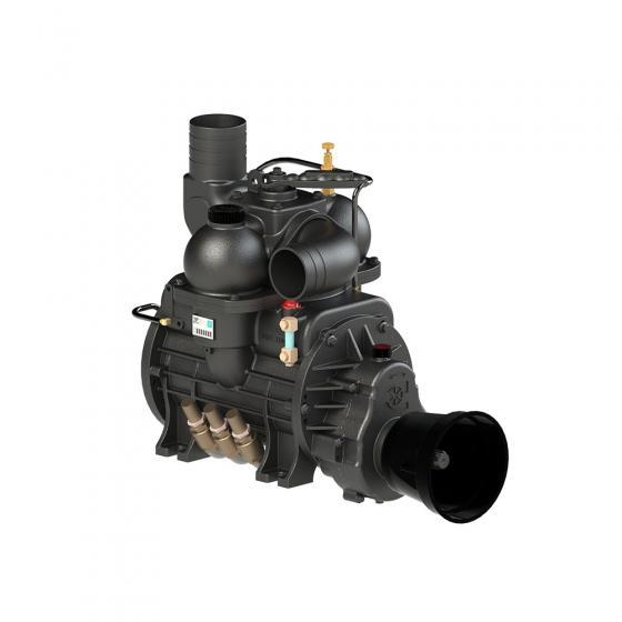 Kompressor Battioni - Einfachanschluß / novagrau