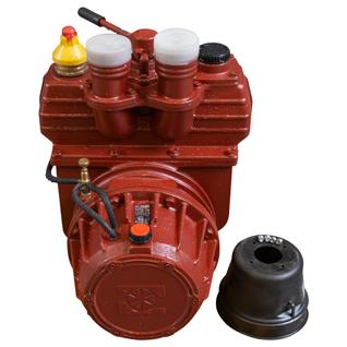 Kompressor - 11870 Liter - Doppelanschluß