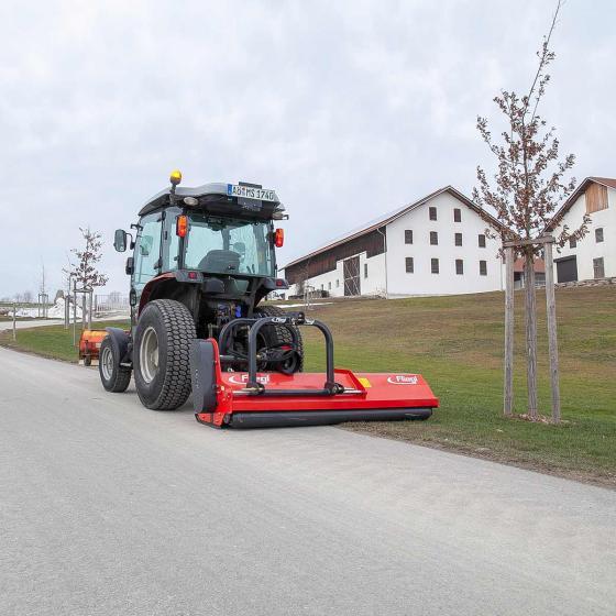 Flail mower »type 1800«