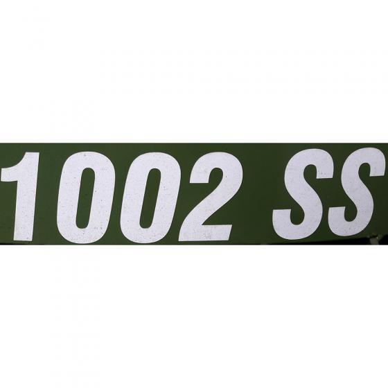 """""""Sticker set for mixer """"""""1002 SS"""""""""""""""