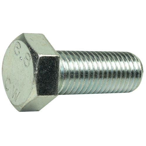 Hexagon screw - DIN 933 / 8.8