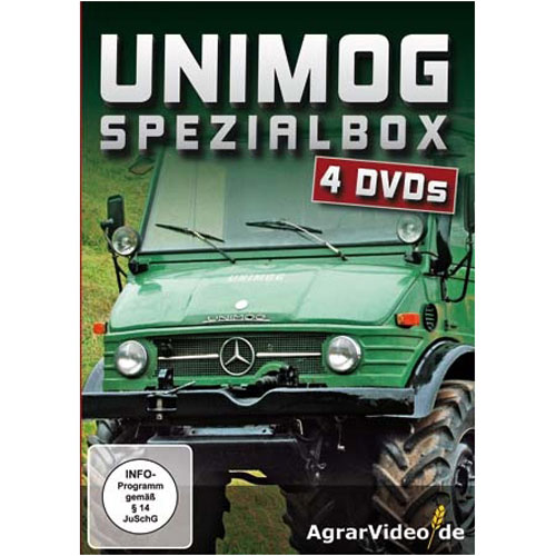 "DVD ""Unimog Spezialbox''"