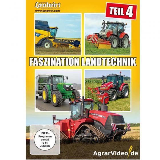 "DVD ""Faszination Landtechnik - Teil 4"