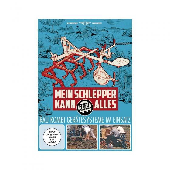 """DVD """"Mein Schlepper kann alles"""""""