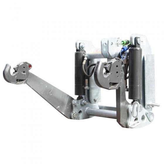 Fronthydraulik /universal verzinkt