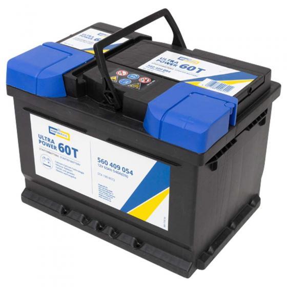 Batterie mit Füllung - ULTRA POWER - Cartechnic