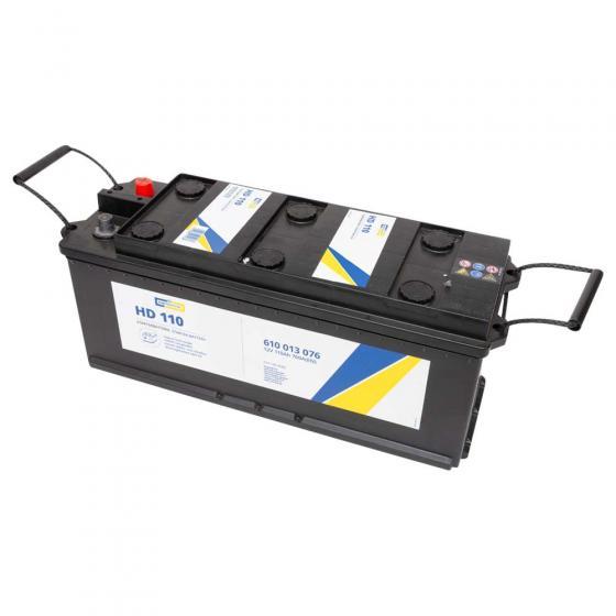 Batterie mit Füllung - Cartechnic