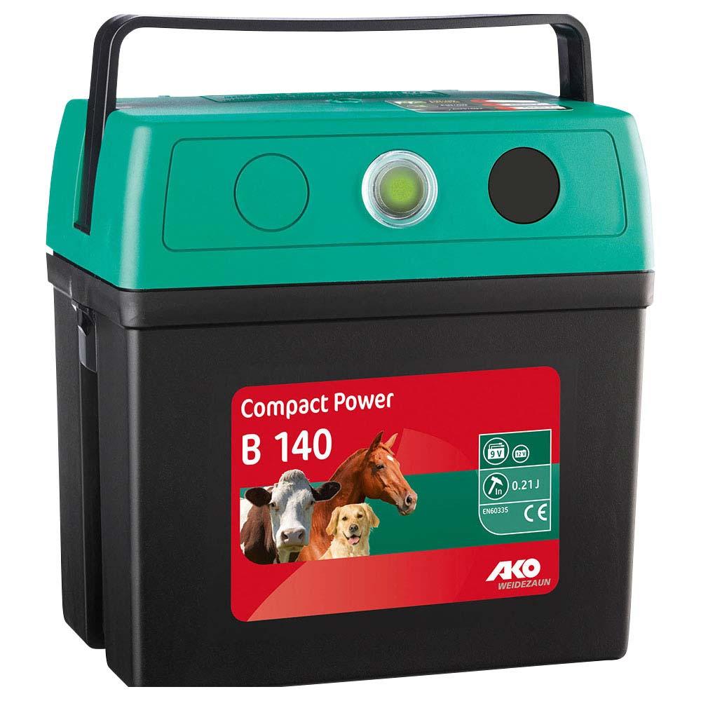 AKO Trockenbatterie Alkaline 9 Volt 175 Ah